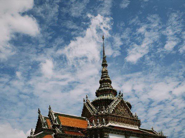 泰国古佛寺