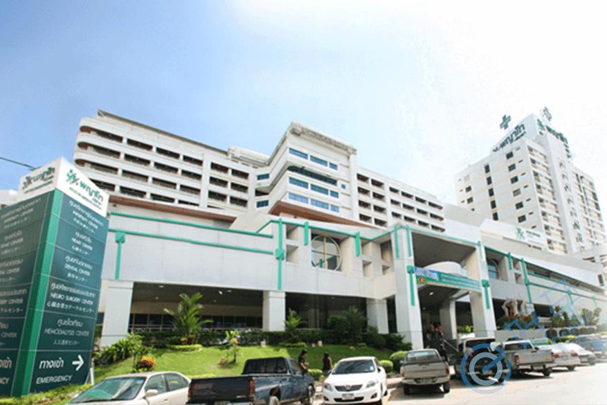 泰国帕耶泰-是拉差医院-图(0)