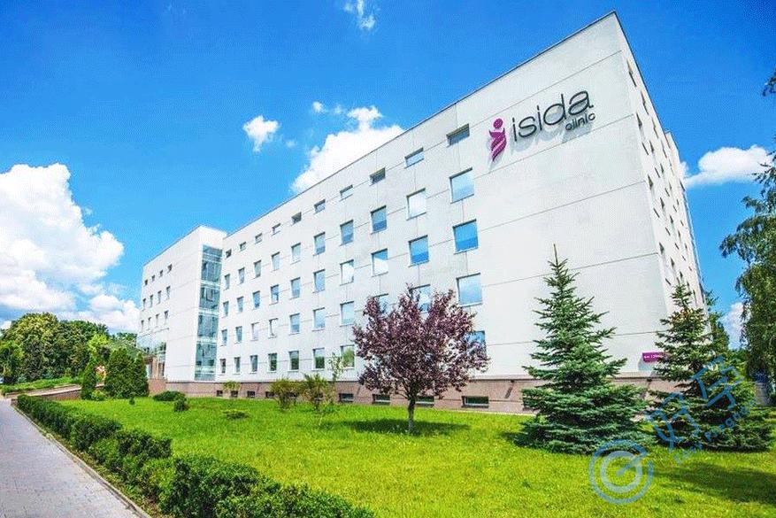 乌克兰伊喜达(isida clinic)
