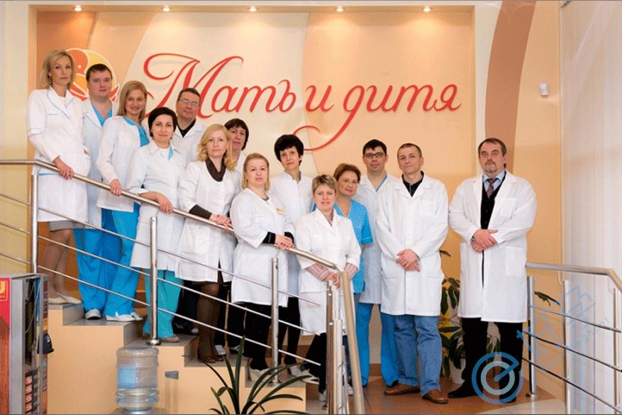 俄罗斯妈妈宝贝MD连锁型医疗集团-图(1)
