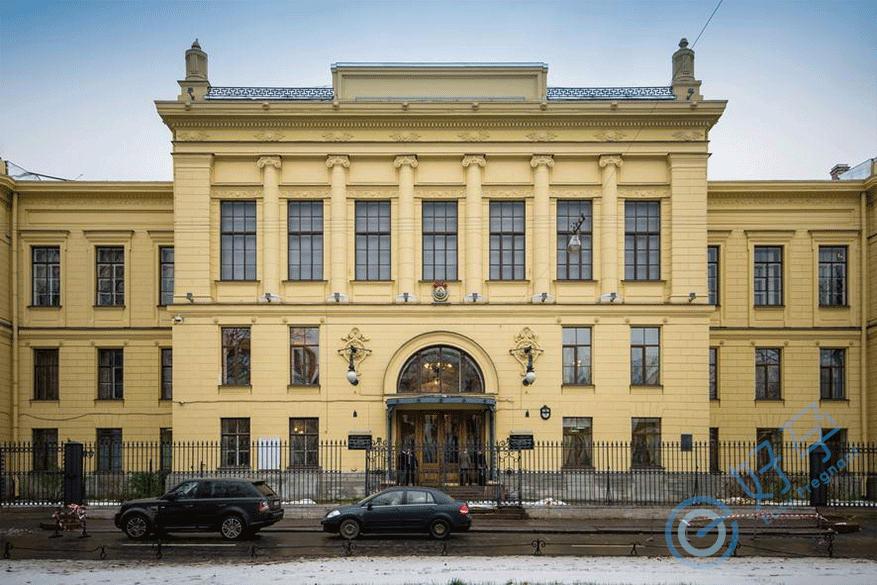 圣彼得堡OTT奥特妇产科研究所