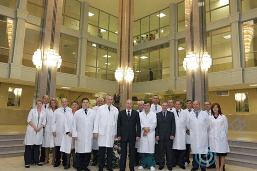 俄罗斯阿尔马佐夫Almazov国立医院-图(3)
