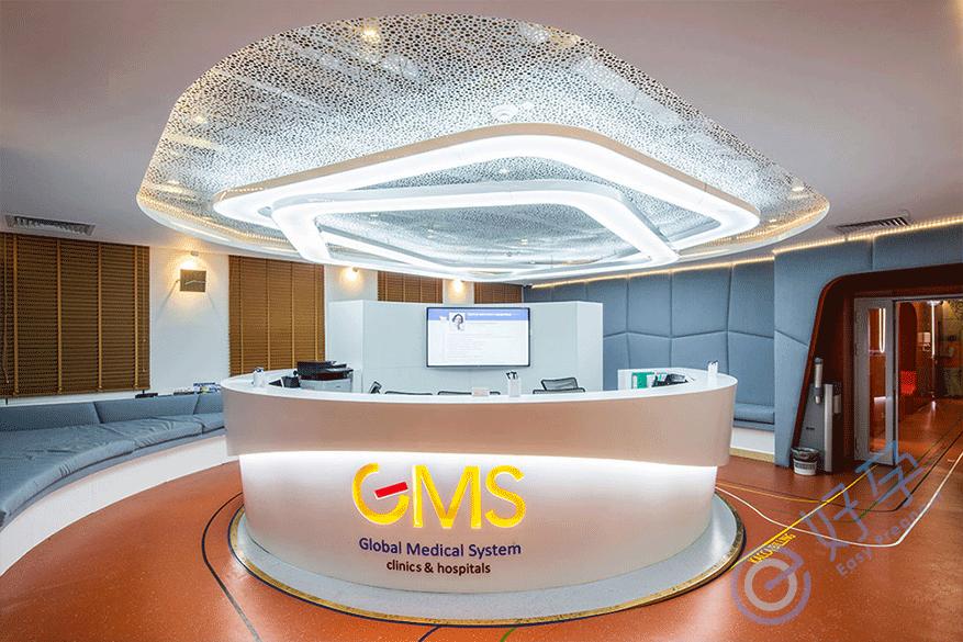 俄罗斯GMS辅助生殖医院