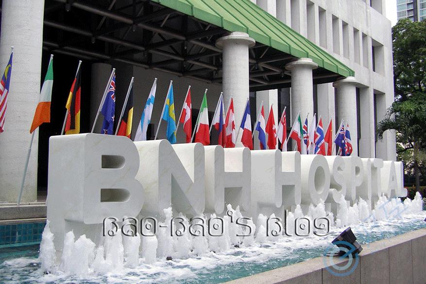 泰国BNH医院-图(1)