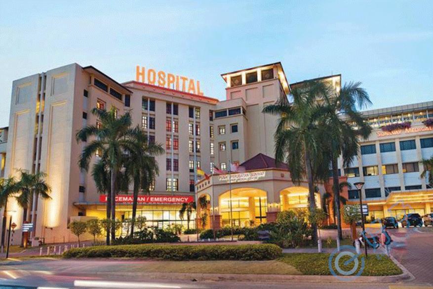 马来西亚 双威医疗中心(Sunway Medical Center)-图(1)