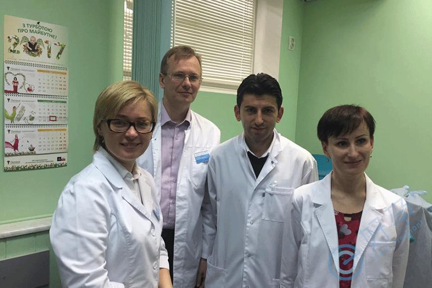 乌克兰 艾迈德(IVMED)医院-图(3)