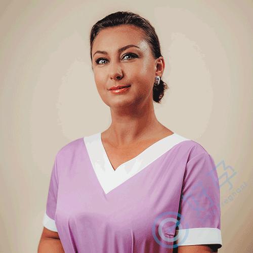 Trigubchak Oksana Andreevna