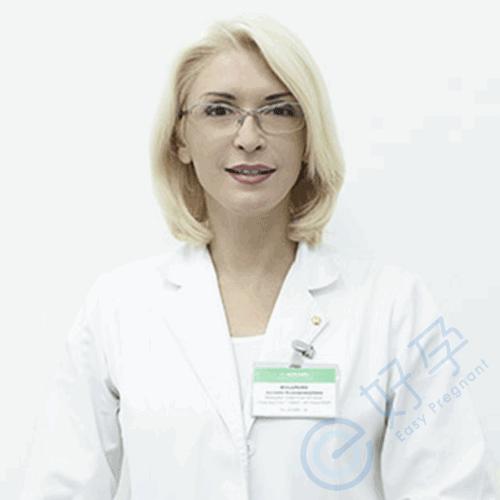 Dr. Nataliia Vladykina, MD