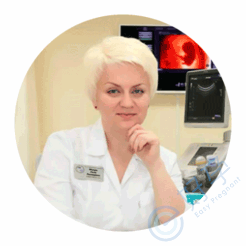 LILIA FASHCHUK博士