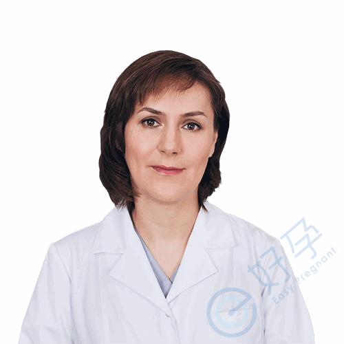 奥尔加·列昂捷娃(Olga Leontyeva)